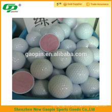 Bolas de golf clásicas de alta calidad de la novedad 2pcs