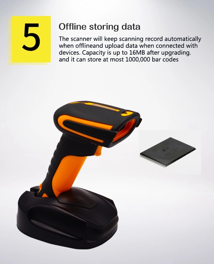 Bluetooth barcode scanner S03 (1)
