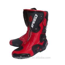 Engrenagem do esporte do motocross botas de equitação da motocicleta touring botas de corrida da motocicleta Moto engrenagem do esporte botas de equitação da motocicleta botas de passeio motocicleta de corrida