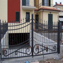 Plastic Coated Garden Gate