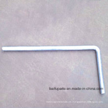 Livestock Headlock Accessories Piezas de metal Machine Parts
