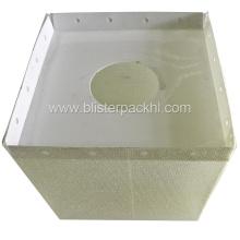 Ультразвуковая коробка коробки пластичной упаковки (HL-054)