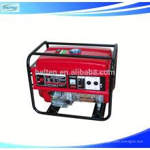 BT7500 5.0KW 5.0KVA 13HP Générateur d'essence à essence électrique