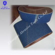Zirconia Corundum Ruban abrasif flexible en toile abrasive
