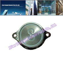 Brand new KONE Buttons Elevator Lift Spare Parts Stainless Steel Push Call Button with ears For Kone