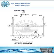 Bus Radiator For HYUNDAI I-100 PORTER 97-