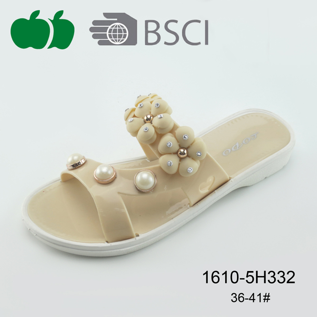fashion design summer slipper