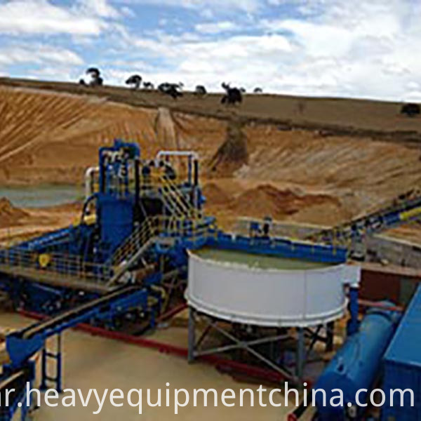Gravel Washing Plant