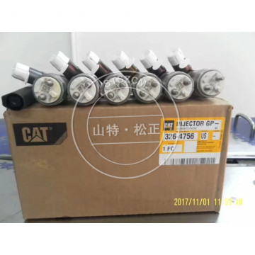 Peças da escavadora CAT 311D LRR INJECTOR GROUP-FUEL 326-4756 CAT
