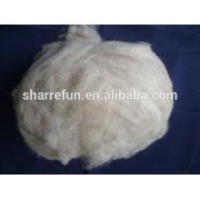 Монгольского коммерческого кашемир спиннинг волокна коричневый