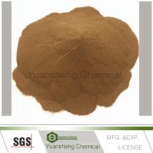 Lignosulfonate de sodium de vente chaude pour l'additif textile