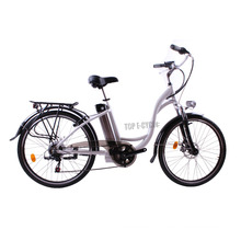 "26"" ALLOY FRAME electric city bike electrique electric city bike"