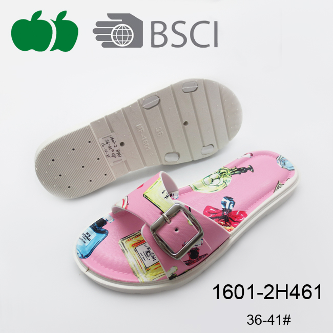 Best Selling Ladies High Quality Colorful Cheap Slipper