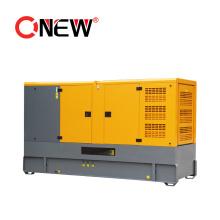 Harga 3 Phase Silent Genset 100 kVA 100kVA 100 Kv Inverter Diesel 220V Generator 80kw Stamford Alternator Price