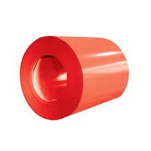 Bobina de aço galvanizado com revestimento colorido