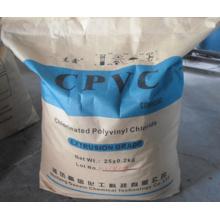Химические Cpvc пластиковых труб и фитингов смолы