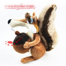 Plüsch Eichhörnchen Eis Spielzeug
