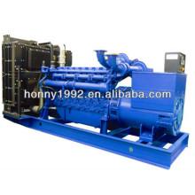 UK Standby Diesel Generator 880 kW