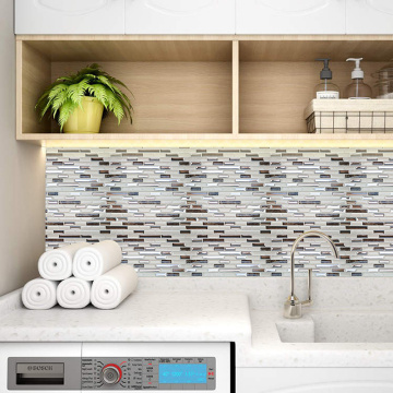 3D Peel and Stick Küche Backsplash Wanddekoration