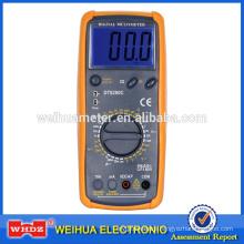 High Precise Digital Multimeter DT8200C with Temperature Capacitance test