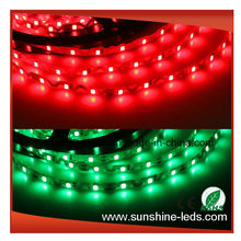 SMD2835 300LEDs 6mm PCB Rojo Verde Azul Bendable LED Flexible Strip