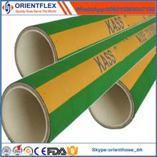 Orientflex Black Smooth Bulk Material S/D Hose