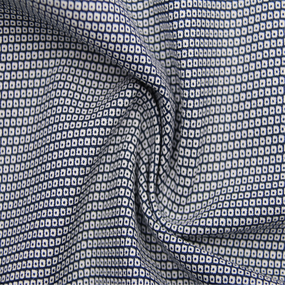 Linen Cotton Woven Blended Fabric