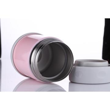 Edelstahl Vakuum Lebensmittel Jar Svj-350e Pink