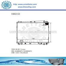 Radiateur pour TOYOTA 98-00 SIENNA 164000A071 / 164000A072 Fabricant et vente directe