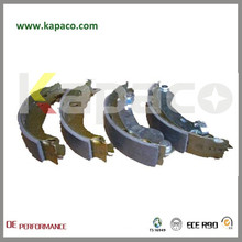 Kapaco front auto brake shoes OE93284576 for Astra F Caravan