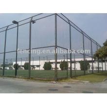 гальванизированная спортивная площадка загородки ячеистой сети