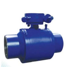 ANSI Full Welded Ball Valve
