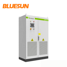 Growatt industrial 120kw 120kva solar inverter 3 phase HPS120 ac dc mppt inverters with lithium battery