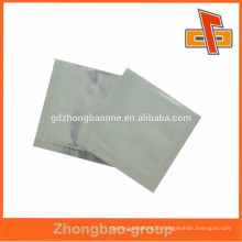 China guangzhou supplier Customized small aluminum bag for medicine packaging