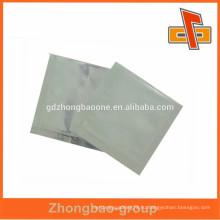 Китай guangzhou поставщик Индивидуальный небольшой алюминиевый мешок для упаковки медицины