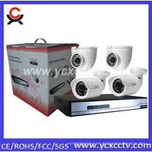 Kit de cámaras de seguridad Kit de CCTV
