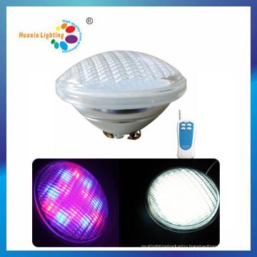 35W Warm White Glass LED PAR56 Swimming Pool Underwater Light
