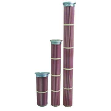 Filtro em caixa de alta temperatura de Nomex / PPS para a planta do asfalto