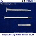 Одноразовый стерильный шприц (ENK-DS-007)