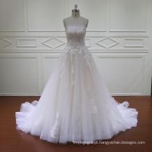 Beading Motif Belt A linha de vestidos de noiva