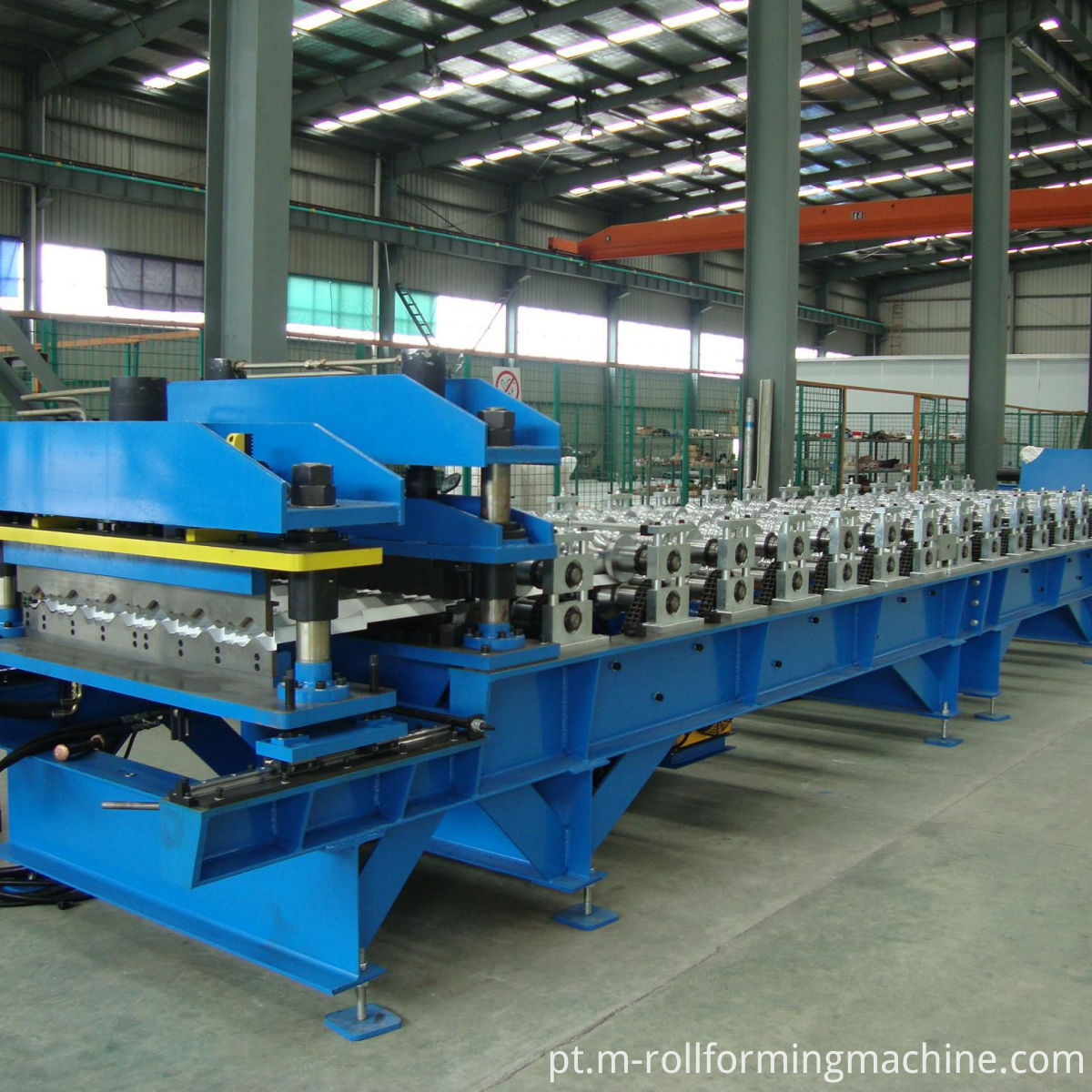 Steel Tiles making machines