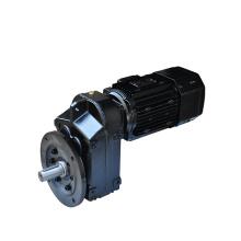 High efficiency Parallel-Shaft helical gear motor F series helical Gear motor