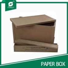Caja de cartón de panal grueso fuerte Placa de panal