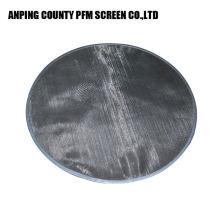 Bronze Membrane Round Glass Filter Discs