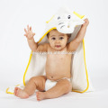 Luxury Elephant Hooded Baby Towel | 100% Cotton/Bamboo Extra Soft and Absorbent | Large Size for Infant, Toddlers, Newborn and