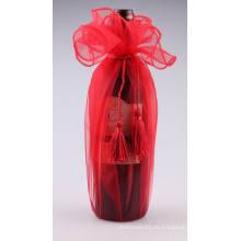 Organza Weinpackung