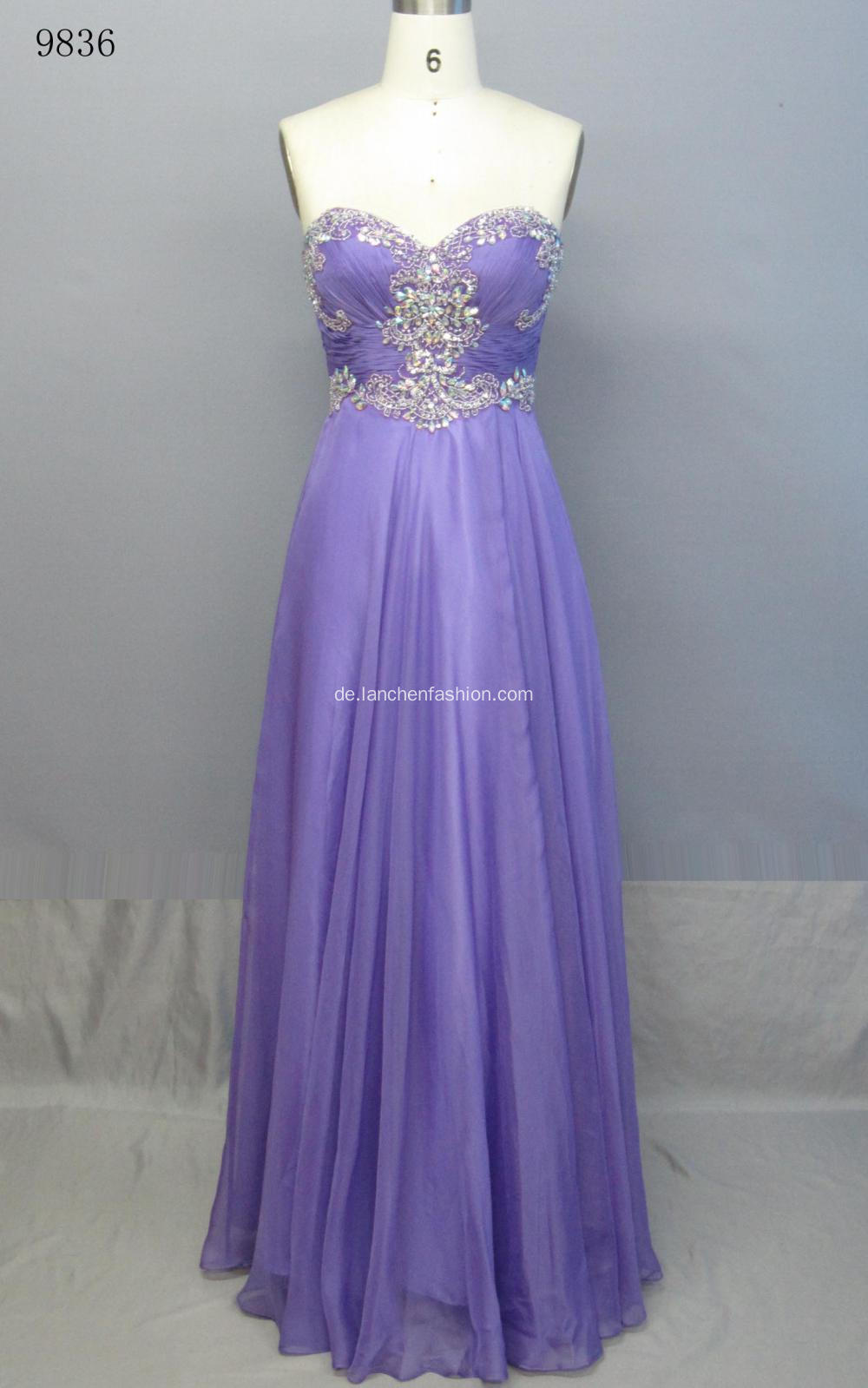 Abendkleid Chiffon Cocktail Prom