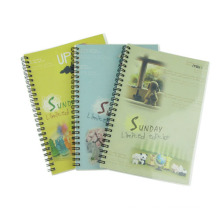 PP Cover Spiral Book Office Papelaria Promoção Gift Student Diary