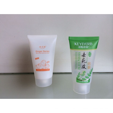 Crema facial corporal crema tubo / tubo cosmético / tubo de plástico