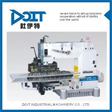 DT 008-25064P-VPT Multi-agulha para a frente e para trás com costura de corrente dupla em tecido dobrado